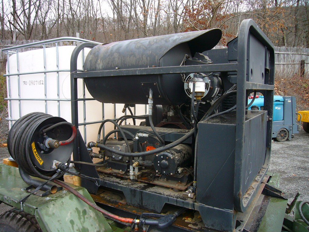 2004 Landa Sdhw6 35824em Pressure Washer For Sale By