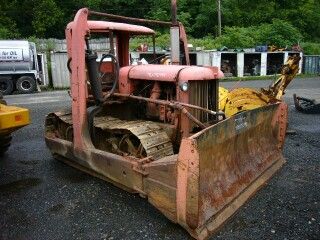 Allis Chalmers Bulldozer for sale by Arthur Trovei & Sons