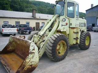 1982 Ford A62 Wheel Loader Wheel Loader for sale by Arthur Trovei & Sons - used equipment dealer