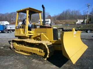 1997 Caterpillar D5C XL High Track Bulldozer for sale by