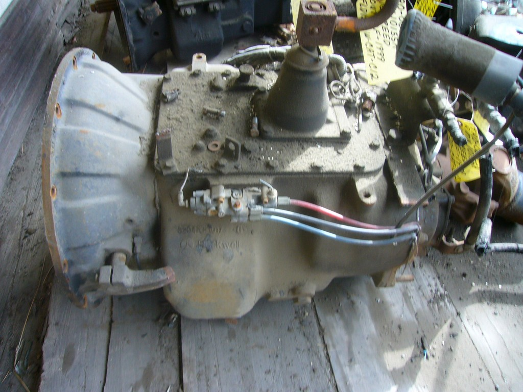 Heavy Duty Truck Parts Tires And Wheels For Sale By Arthur Trovei Freightliner Engine Diagram Removed From 1999 Fld120 Transmission Make Rockwell Model Rmx10155a Speed 10 Condition Gto