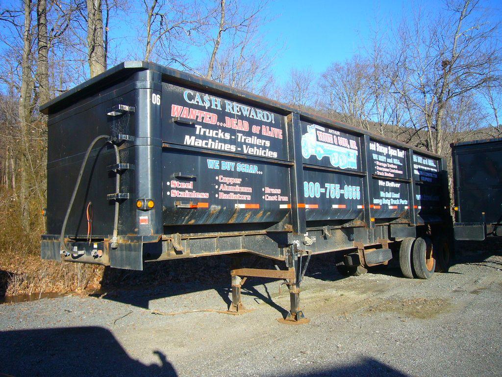 2004 Montone Tandem Axle Dump Trailer for sale by Arthur Trovei ...