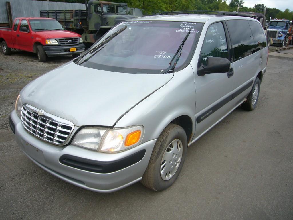 1997 chevrolet venture minivan