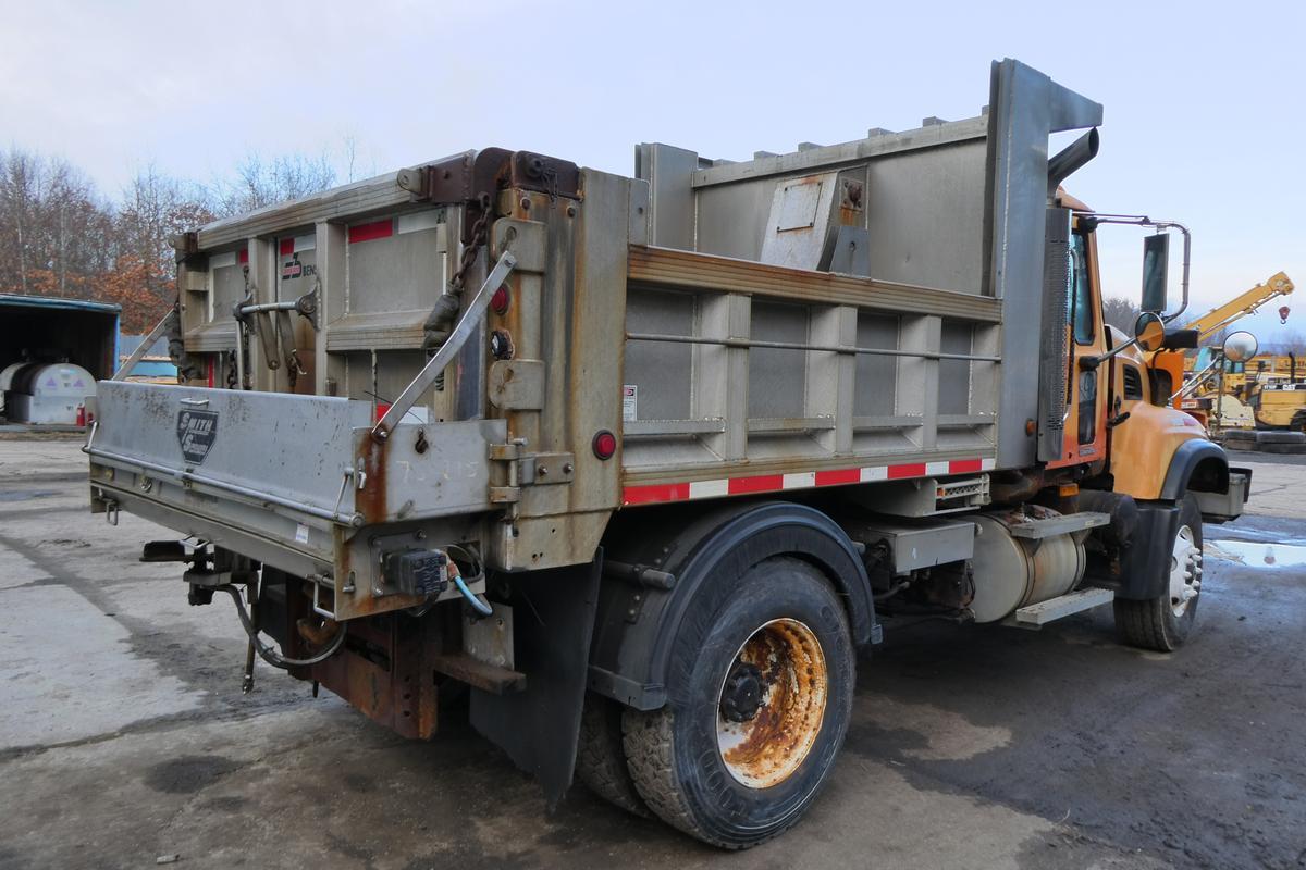 2005 Mack Cv712 Single Axle Dump Truck For Sale By Arthur