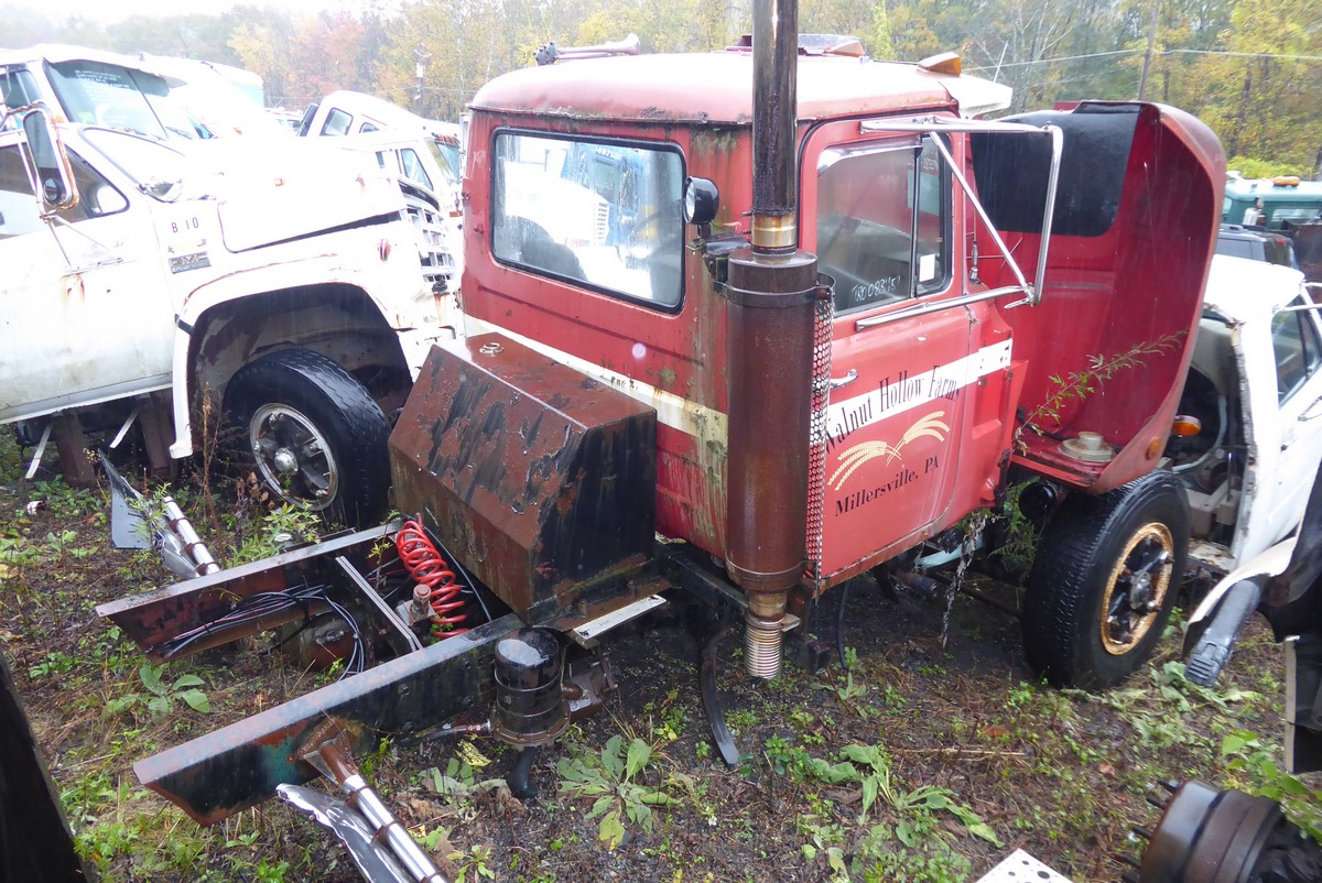 Used Wheels For Sale >> 1979 Mack R685ST Tandem Axle Day Cab Tractor for sale by ...
