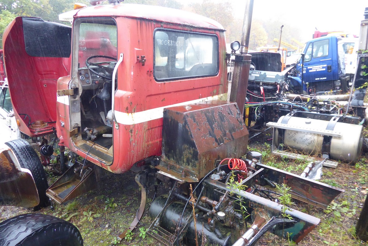 1979 Mack Tractor Truck : Mack r st tandem axle day cab tractor for sale by