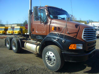 2003 Sterling AT9500 Tandem Axle Day Cab Tractor for sale by Arthur