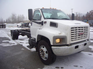 2005 GMC C6500 Single Axle Cab & Chassis for sale by Arthur Trovei
