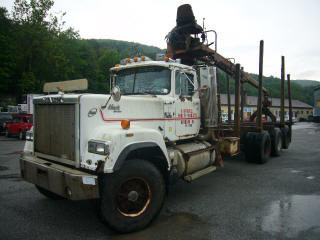 Tri Axle Log Trucks For Sale In Pa