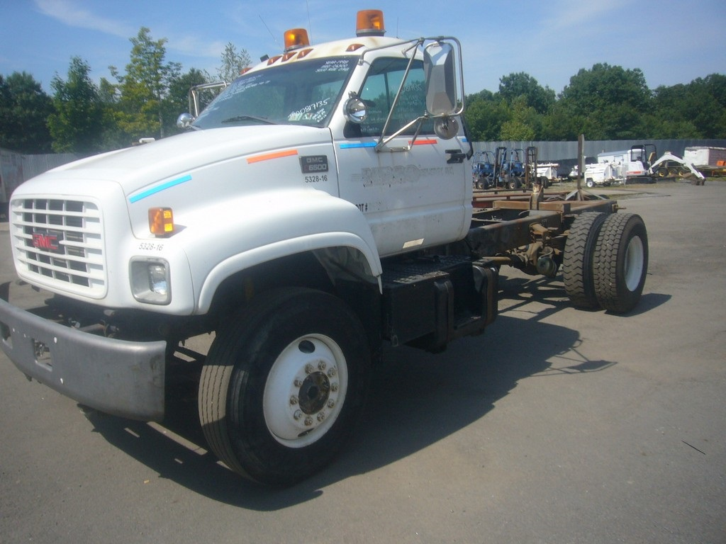 Gmc single cab truck for sale #3