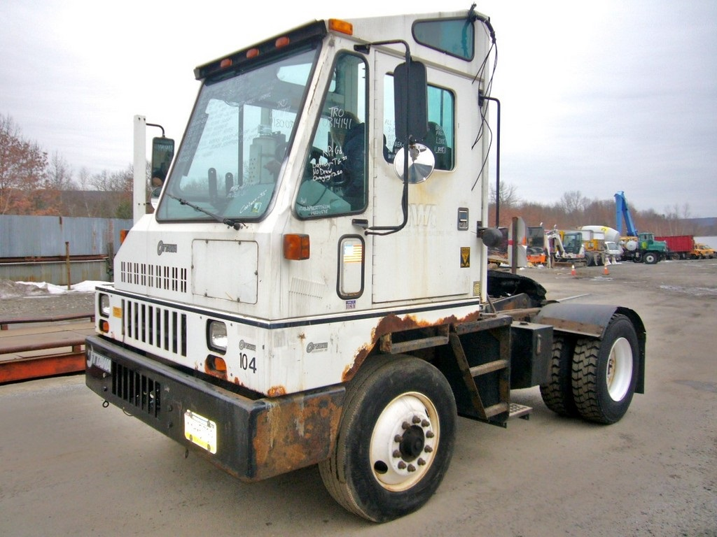 2001 Ottawa 30 Single Axle Yard Switcher for sale by Arthur Trovei ...