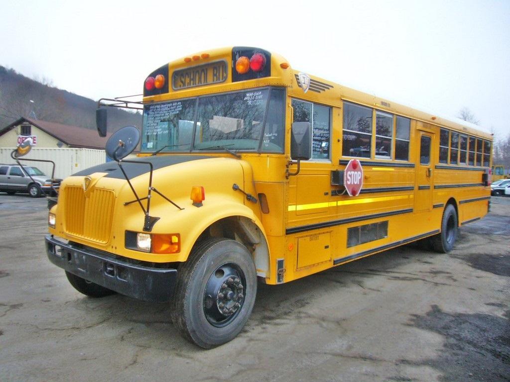 2004 International School Bus for sale by Arthur Trovei