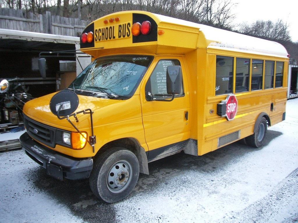 2004 ford e450 school bus for sale by arthur trovei  u0026 sons