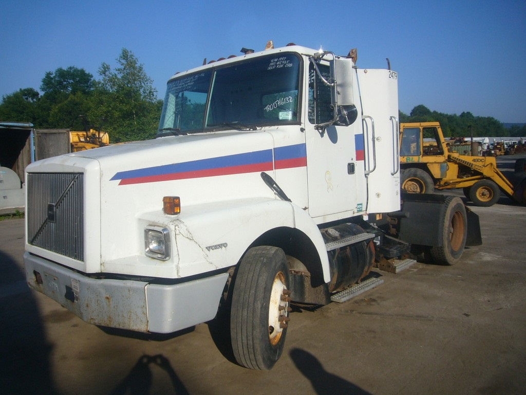 Volvo Single Axle Tractor : Volvo wg t single axle day cab tractor for sale by