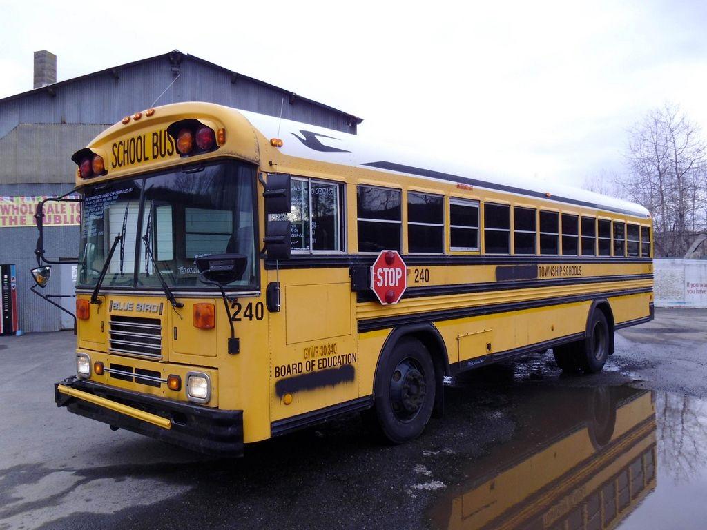 2001 Bluebird School Bus for sale by Arthur Trovei & Sons
