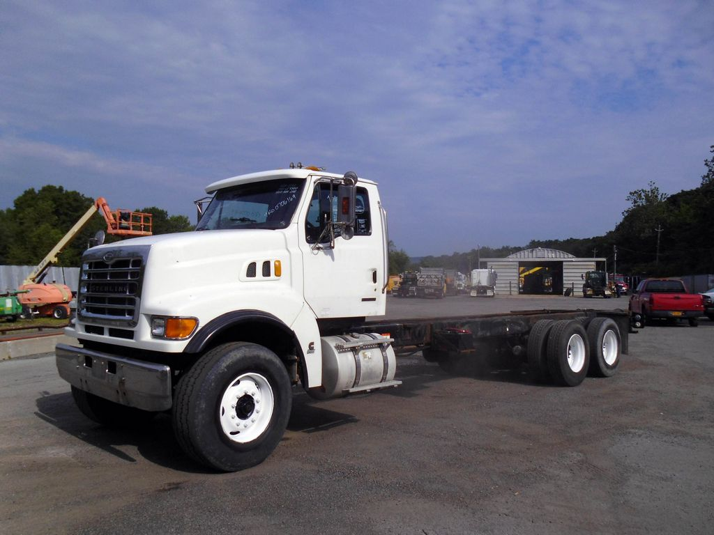 2003 Sterling LT9500 Tandem Axle Cab and Chassis for sale by ...