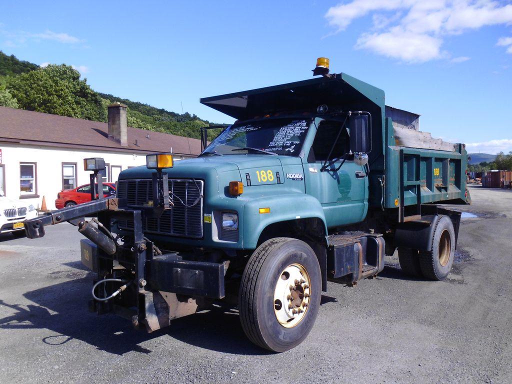 1996 Chevy Kodiak Single Axle Dump Truck for sale by Arthur